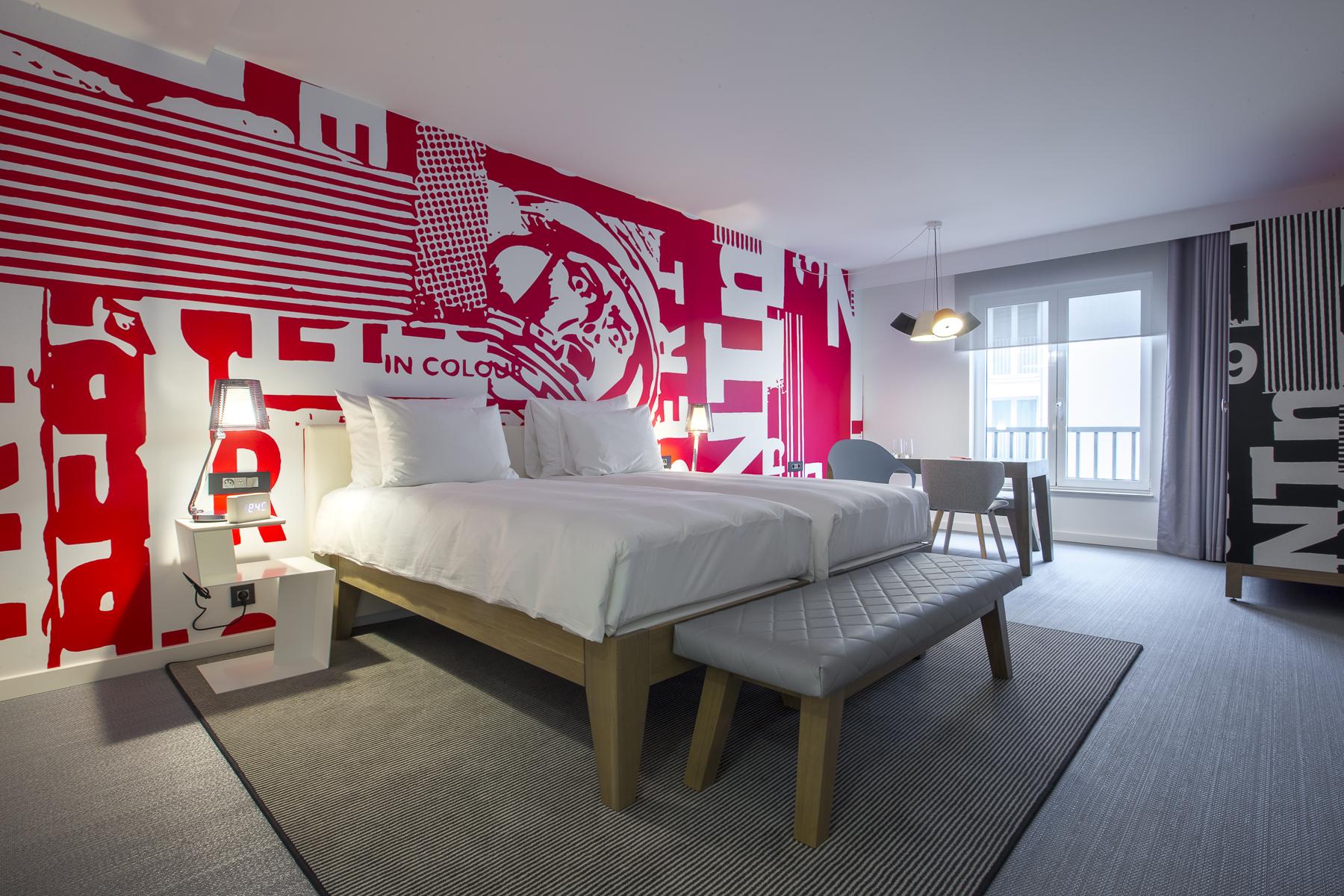 big impact will be providing wallcovering solutions for radisson red radisson blu hotels bluprint is the new interior design scheme by radisson blu